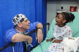 doctor in ER