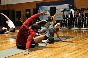 exercise the shoulder