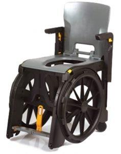 travel shower wheelchair