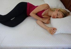 snuggle pedic mattress