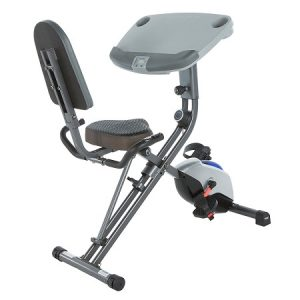 workfit versatile recumbent bike