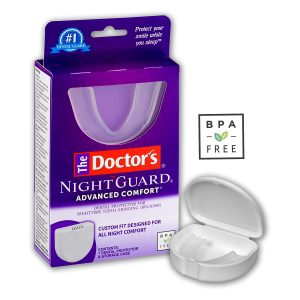 The Doctor's Night Guard