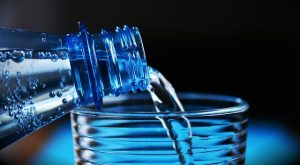 drinking water for constipation