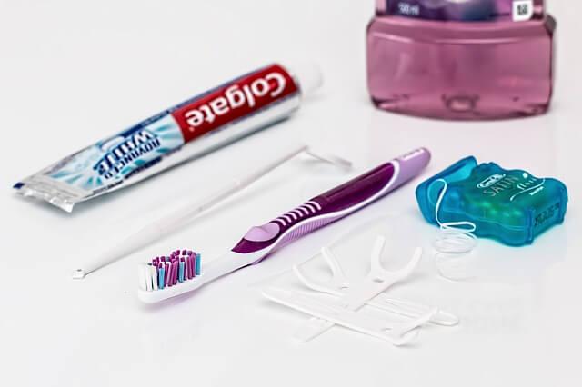 where you antibacterial teeth
