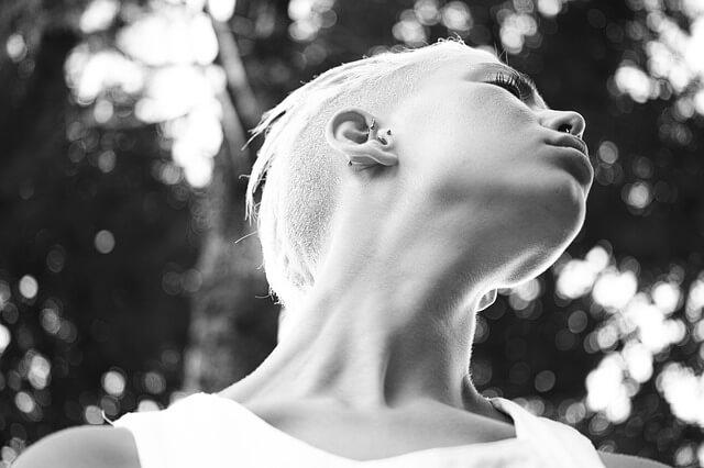 neck pain left side