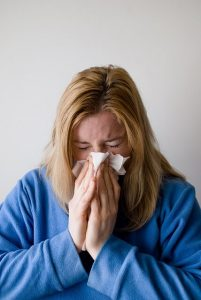 symptoms of cold sores