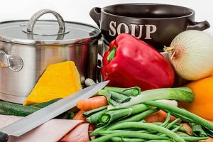 A Healthy Diet Helps Ease Withdrawal Symptoms