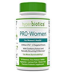 HyperBiotics PRO-Women – Best for Urinary Issues
