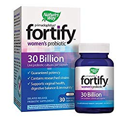 Nature's Way Primadophilus Fortify Women's Probiotic